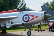 English Electric Lightning F3 (XR718)