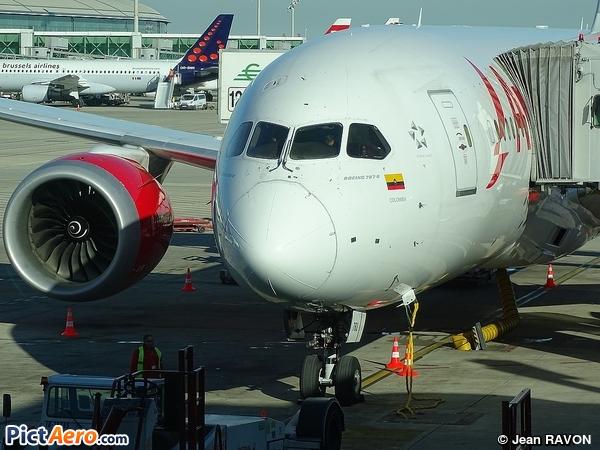 Boeing 787-8 (Avianca)