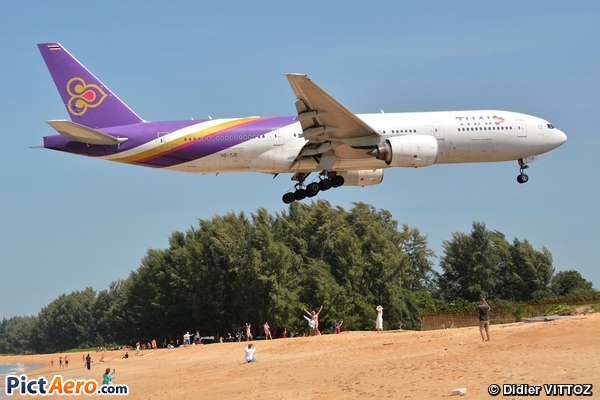 Boeing 777-2D7/ER (Thai Airways International)