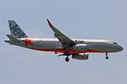 Airbus A320-232/WL (9V-JSW)