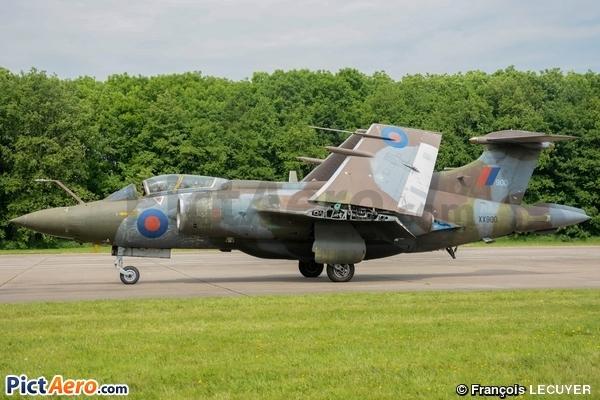 Hawker Siddely Buccaneer S2B (United Kingdom - Royal Air Force (RAF))