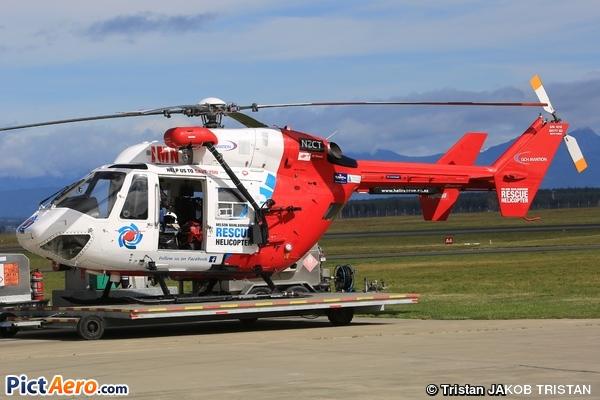 MBB/Kawasaki BK-117B-2 (Garden City Helicopters)