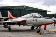 Hawker Hunter T8C (XL598)