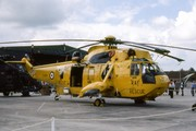 Westland Sea King HAR3  (XZ588)