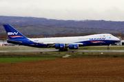 Boeing 747-83QF (VQ-BBH)
