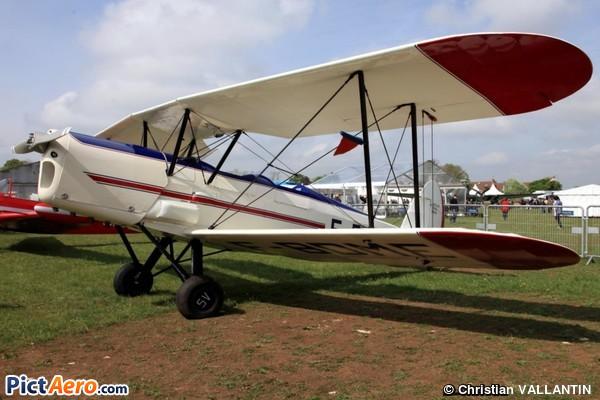 Stampe SV-4A (Association des Amateurs d'Aéronefs Anciens / 4A)