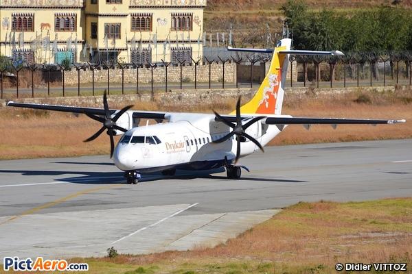 ATR 42-500 (Druk Air - Royal Bhutan Airlines)