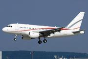 Airbus A318-122/CJ Elite (LX-LTI)