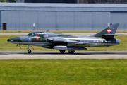 Hawker Hunter T.MK. 68 (HB-RVP)