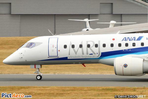 Mitsubishi MRJ90STD (Mitsubishi Aircraft Coorporation)