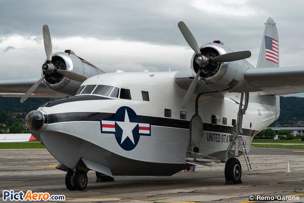 Grumman HU-16E Albatross (SEA & AIR ADVENTURES LLC WILMINGTON , DE, US )