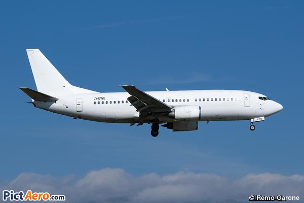 Boeing 737-33R (Getjet Airlines)