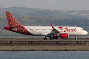 Airbus A320-214/WL  (PK-LUP)