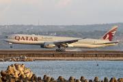 Boeing 777-3DZ/ER (A7-BAY)