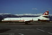 Sud SE-210 Caravelle 10B1R (HB-ICO)