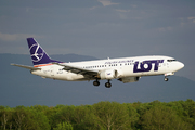 Boeing 737-45D (SP-LLG)
