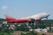 Boeing 747-412 - EI-XLM