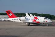 Canadair CL600-2B16 Challenger 650 (HB-JWA)