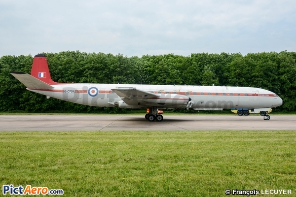 De Havilland DH-106 Comet 4 (British Aviation Heritage Museum)