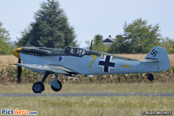 Hispano HA-1112-M1L Buchon  (Inconnu)