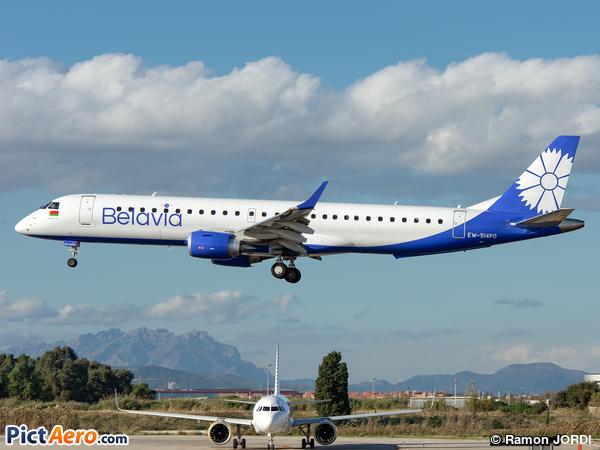 Embraer ERJ-190-200LR (Belavia Belarusian Airlines)