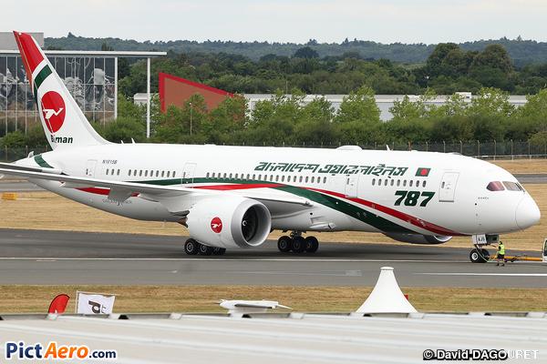 Boeing 787-8 Dreamliner (Biman Bangladesh Airlines)
