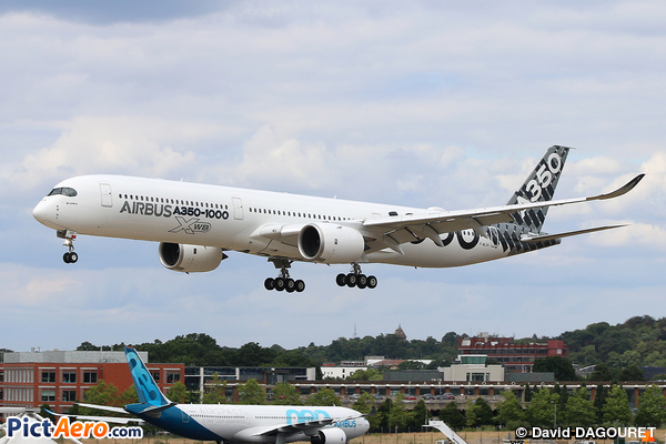 Airbus A350-1041 (Airbus Industrie)