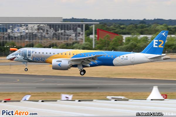 Embraer 190 E2 STD (ERJ-190-300STD) (Embraer)