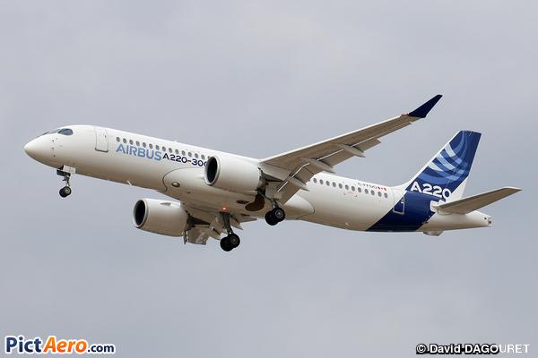 Airbus A220-300 (Airbus Industrie)