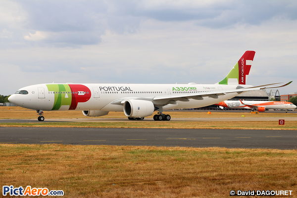 Airbus A330-941neo (TAP Portugal)