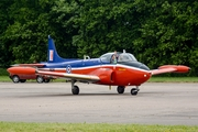 Hunting Percival P-84 Jet Provost T3A