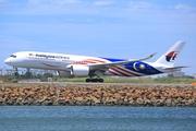 Airbus A350-941 (9M-MAC)