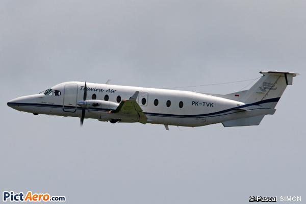 Beech 1900D (Travira Air)
