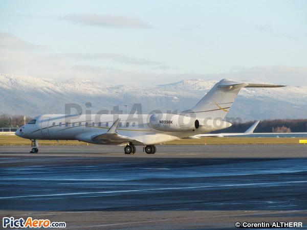 Bombardier BD-700-1A10 Global 6000 (Bank of Utah Trustee)