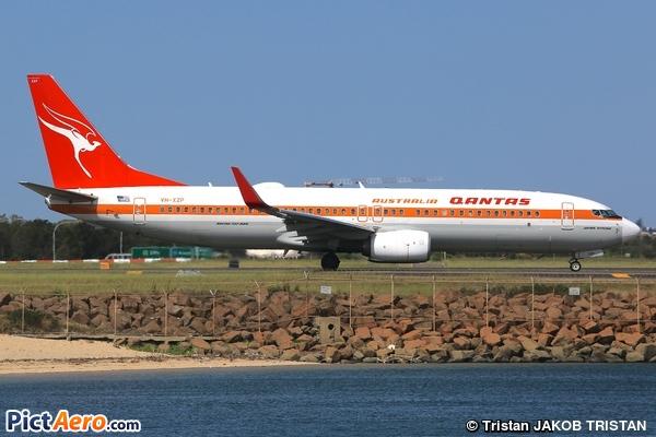Boeing 737-838/WL (Qantas)