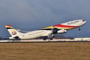 Airbus A340-313E (OO-ABD)