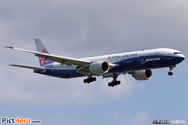 Boeing 777-309/ER (China Airlines)