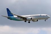 Boeing 737-8U3/WL (PK-GNM)
