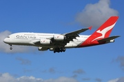 Airbus A380-842 (VH-OQF)