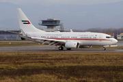 Boeing 737-7E0/BBJ