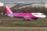 Airbus A320-214/SL (F-WWDP)