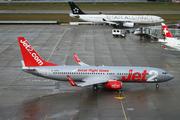 Boeing 737-8K5/WL (G-JZHB)