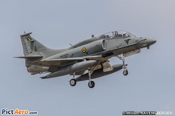 Skyhawk AF-1A (Brazil - Air Force)