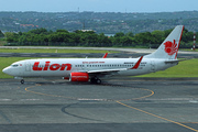 Boeing 737-8GP/WL (PK-LOP)
