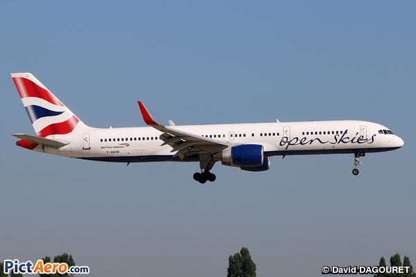 Boeing 757-230 (Openskies)