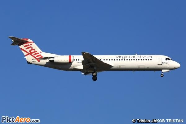 Fokker 100 (F-28-0100) (Virgin Australia Regional)