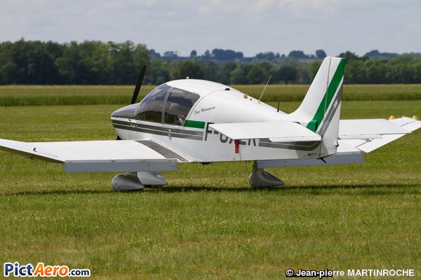 Robin DR-400-120 (Aéro-Club du Maconnais Louis Berrard)