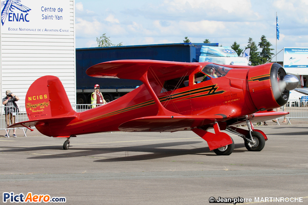 Beech D17S Staggerwing (Private)