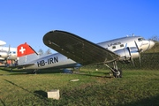 Douglas C-47B-35-DK (HB-IRN)