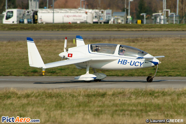 Gyroflug SC-01 Speed Canard (TANNER Christophe)